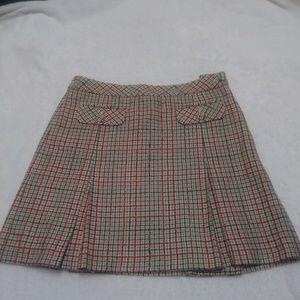 Loft Plad mini skirt 6
